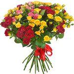 Кущові троянди - цветы и букеты на uaflorist.com