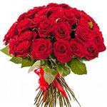 Букети з троянд - цветы и букеты на uaflorist.com