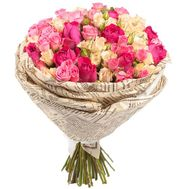 Beautiful bouquet of roses - flowers and bouquets on uaflorist.com