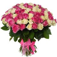 101 rose for your beloved woman - flowers and bouquets on uaflorist.com