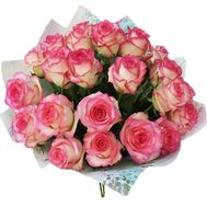 25 roses Jumilia - flowers and bouquets on uaflorist.com