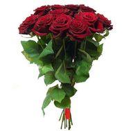 Букет из 11 красных роз - цветы и букеты на uaflorist.com