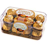 Ferrero in a plastic box - flowers and bouquets on uaflorist.com