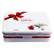 Raffaello in a metallic box - flowers and bouquets on uaflorist.com