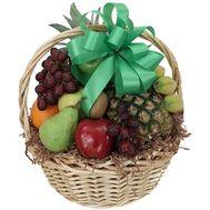 Корзина фруктов - цветы и букеты на uaflorist.com