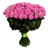 Шикарный букет цветов из 101 розы - цветы и букеты на uaflorist.com
