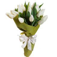 Букет из 17 тюльпанов - цветы и букеты на uaflorist.com