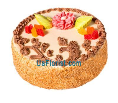 """Biscuit cake"" in the online flower shop uaflorist.com"