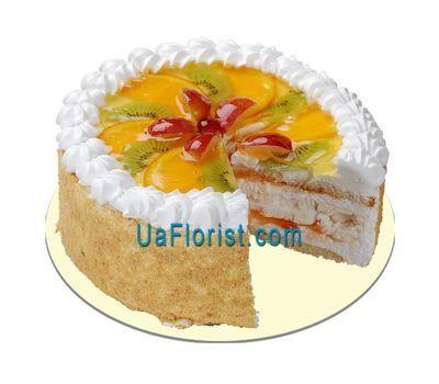 """""""Fruit cake"""" in the online flower shop uaflorist.com"""