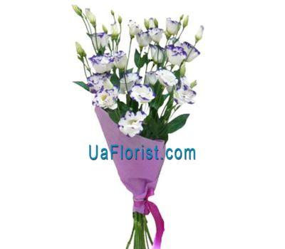 """""""Небольшой букет эустом"""" в интернет-магазине цветов uaflorist.com"""
