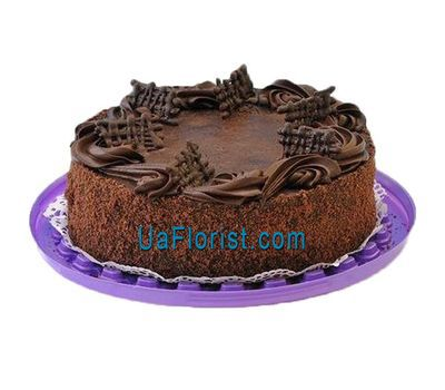"""Chocolate cake"" in the online flower shop uaflorist.com"
