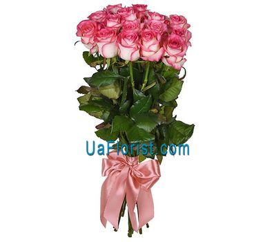"""15 roses Jumilia"" in the online flower shop uaflorist.com"