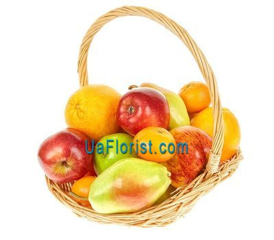 """Корзинка фруктов"" in the online flower shop uaflorist.com"