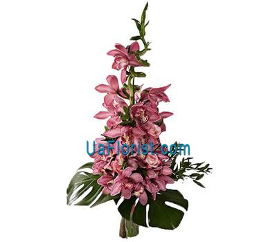 """A bunch of orchid flowers"" in the online flower shop uaflorist.com"