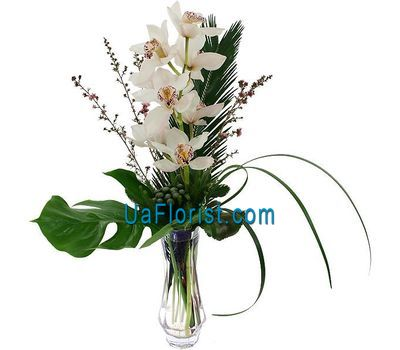 """""""Букет цветов из орхидеи"""" в интернет-магазине цветов uaflorist.com"""