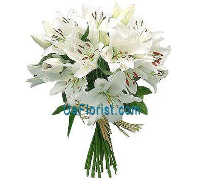 """""""Букет цветов из 13 лилий"""" в интернет-магазине цветов uaflorist.com"""