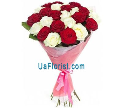 """""""21 троянда"""" в интернет-магазине цветов uaflorist.com"""