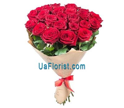 """23 roses"" in the online flower shop uaflorist.com"