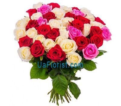 """""""Букет из 47 роз"""" в интернет-магазине цветов uaflorist.com"""