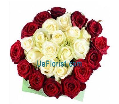 """Bouquet of 27 roses"" in the online flower shop uaflorist.com"