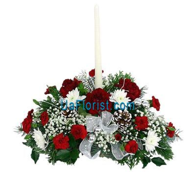 """Flower arrangement - With Oncoming"" in the online flower shop uaflorist.com"