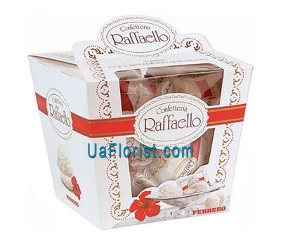 """Candies - Raffaello. Weight:150 g"" in the online flower shop uaflorist.com"