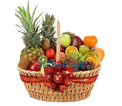 """""""A huge basket of fruits"""" in the online flower shop uaflorist.com"""