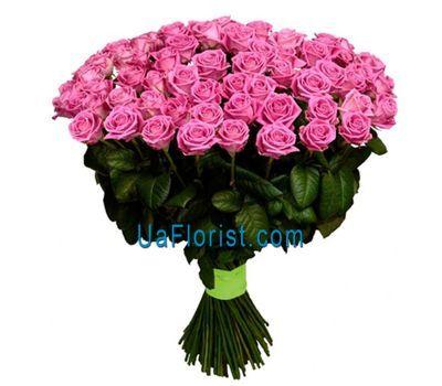 """Elegant bouquet of 101 roses flowers"" in the online flower shop uaflorist.com"