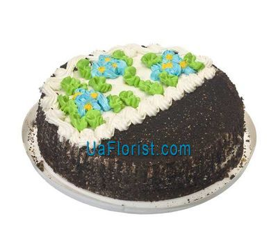 """Fresh cake"" in the online flower shop uaflorist.com"
