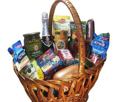 """Product set"" in the online flower shop uaflorist.com"