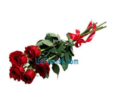 """""""5 роз"""" в интернет-магазине цветов uaflorist.com"""
