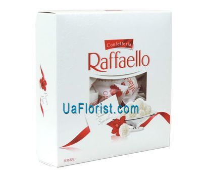 """Raffaello 240 g"" in the online flower shop uaflorist.com"